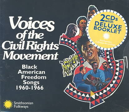 BLACK AMERICAN FREEDOM SONGS 1960-66 BY VOICES OF THE CIVIL (CD)