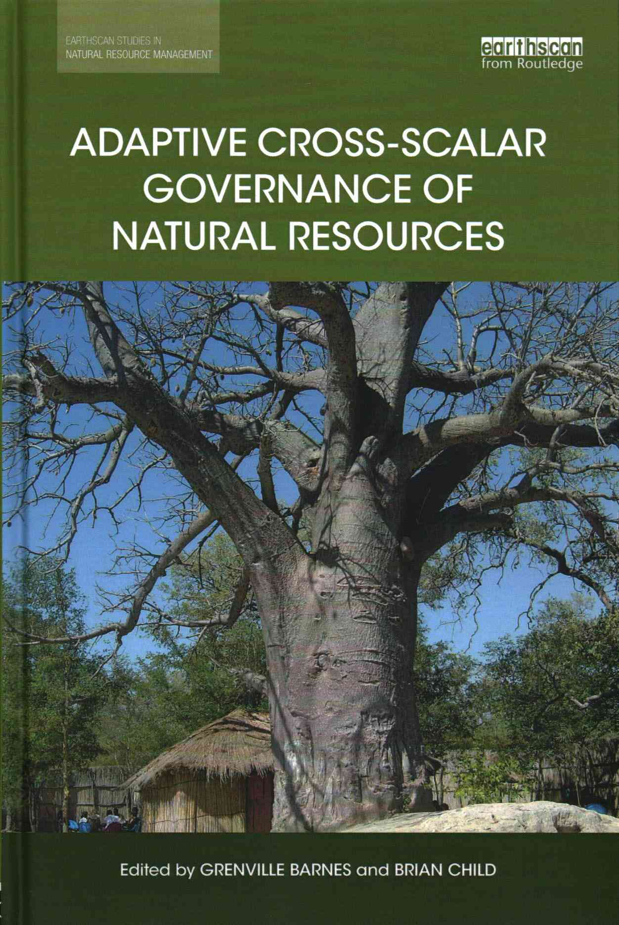 Adaptive Cross-Scalar Governance of Natural Resources By Barnes, Grenville (EDT)/ Child, Brian (EDT)